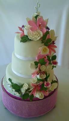 Wedding Cake Jamaica