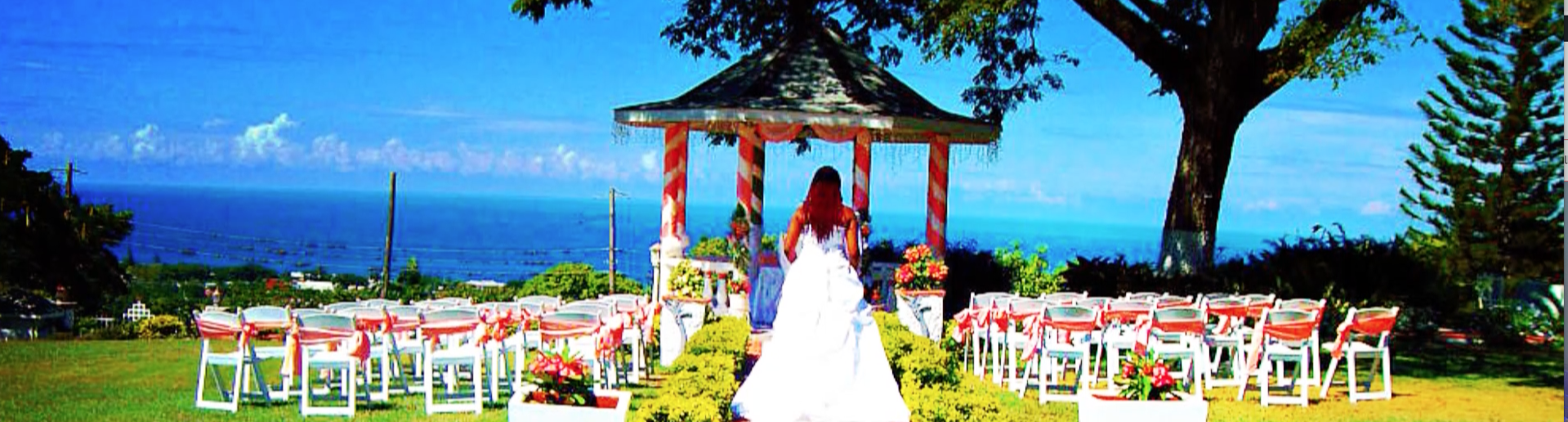 Gazebo Wedding Planning Jamaica